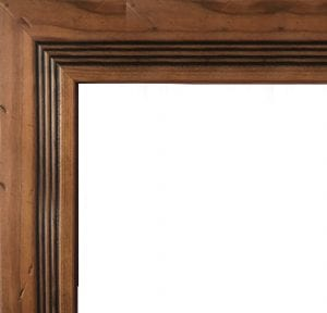 Rustic Pine Frame