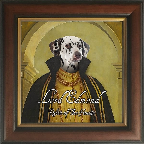 The widest variety of quality pet portraits online. Our artists will paint your pet into the painting. Personalize further with the name of your dog or your cat. What a wonderrful gift for a pet owner.