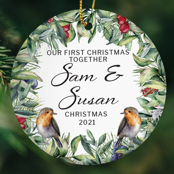 Christmas Ornament - You deign it, we make it.